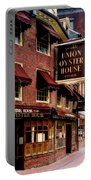 Ye Olde Union Oyster House Portable Battery Charger