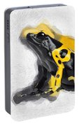 Yellow-banded Poison Dart Frog No 01 Portable Battery Charger