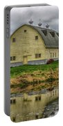 Yellow Barn Portable Battery Charger