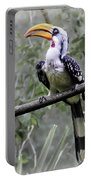 Yellow Billed Hornbill Portable Battery Charger