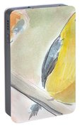 Yellow Bird Portable Battery Charger