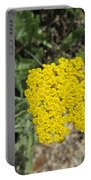 Yellow Bloom Portable Battery Charger