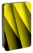 Yellow Borders Portable Battery Charger