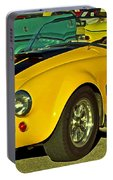 Yellow Cobra Portable Battery Charger