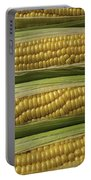 Yellow Corn Portable Battery Charger