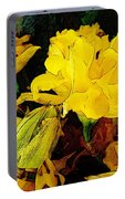 Yellow Daffodils 6 Portable Battery Charger