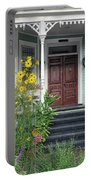 Yellow Daisies In Charleston Portable Battery Charger