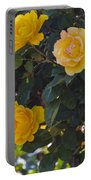 Yellow Daze Portable Battery Charger