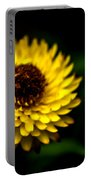 Yellow Flower 6 Portable Battery Charger