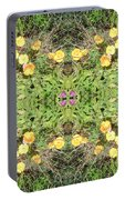 Yellow Flower Photo 1492 Composite Portable Battery Charger