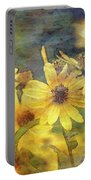 Yellow Flower View 4851 Idp_2 Portable Battery Charger