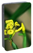 Yellow Flowers I Portable Battery Charger
