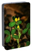 Yellow Flowers II Portable Battery Charger