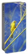 Yellow Fronted Canary Portable Battery Charger