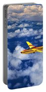 Yellow Glider Portable Battery Charger