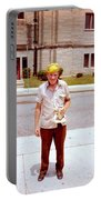 Yellow Hat Portable Battery Charger