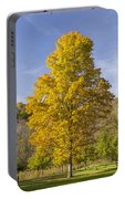 Yellow Maple Tree 1 Portable Battery Charger
