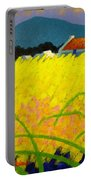 yellow Meadow Ireland Portable Battery Charger