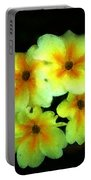 Yellow Primrose 5-25-09 Portable Battery Charger