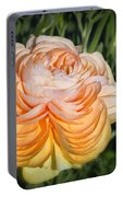 Yellow Ranunculus Portable Battery Charger