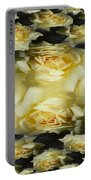 Yellow Roses 2 Portable Battery Charger