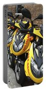 Yellow Scooters Portable Battery Charger