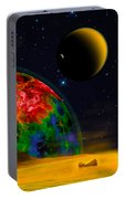 Yellow Sea On Kepler 186d Portable Battery Charger
