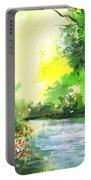 Yellow Sky Portable Battery Charger