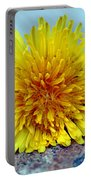 Yellow Spring Portable Battery Charger