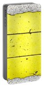 Yellow Stone Portable Battery Charger