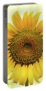 Yellow Sunflower Portable Battery Charger