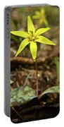 Yellow Trout Lily 1 Portable Battery Charger
