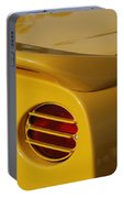 Yellow Vette Lights Portable Battery Charger