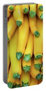 Yellow Zucchini Portable Battery Charger