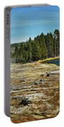 Yellowstone Hot Springs Portable Battery Charger