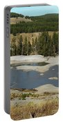 Yellowstone Mineral Ponds Portable Battery Charger