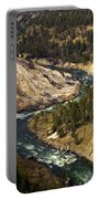 Yellowstone River Canyon Portable Battery Charger