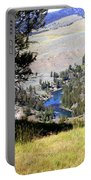 Yellowstone River Vista Portable Battery Charger