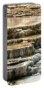 Yellowstone Rock Formation Portable Battery Charger