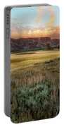 Yellowstone Sunrise Portable Battery Charger