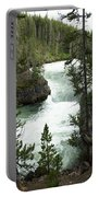 Yellowstone Waterfall Portable Battery Charger