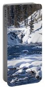 Yellowstone Winter One Portable Battery Charger