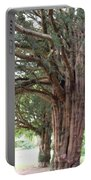 Yew Tree Entrance Portable Battery Charger