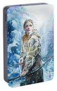 Ygritte The Wilding Portable Battery Charger