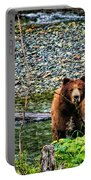 Yikes, It's A Grizzly Portable Battery Charger