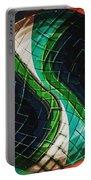Yin Yang Abstract Portable Battery Charger