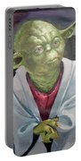 Yoda. Original Acrylic Portable Battery Charger