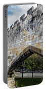York City Roman Walls Portable Battery Charger