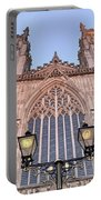 York Minster Portable Battery Charger