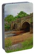 Yorkshire Bridge - P4a16015 Portable Battery Charger